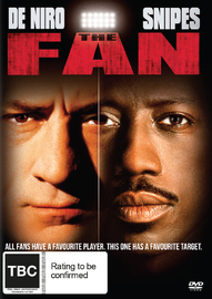 The Fan on DVD
