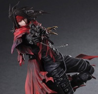 Final Fantasy: Vincent Valentine (DOC Ver.) - Play Arts Kai Figure