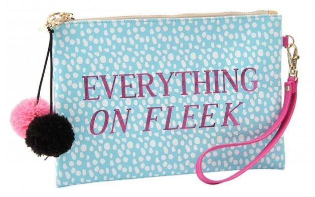 Sweet Tooth: Everything On Fleek Cosmetic Bag