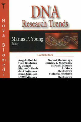 DNA Research Trends image