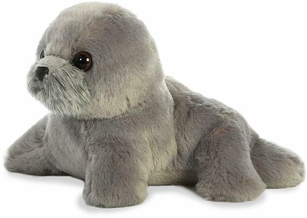 Aurora: Mini Flopsie - Harpo Seal