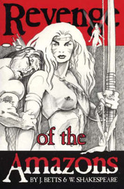 Revenge of the Amazons by Jean Betts image