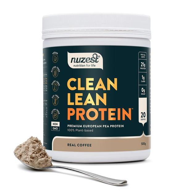 Nuzest: Clean Lean Protein - Real Coffee (500g)