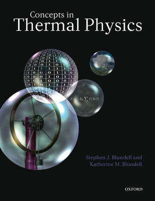 Concepts in Thermal Physics by Stephen J. Blundell image