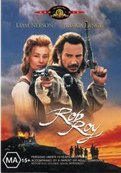 Rob Roy on DVD