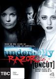 Underbelly: Razor DVD