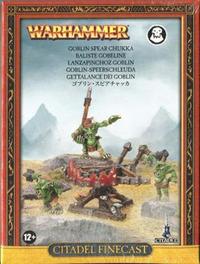 Warhammer Goblin Spear Chukka