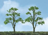 """JTT Scenic Elm Trees 2.5"""" (3pk) - N Scale"""