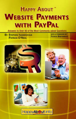 Happy About Website Payments with PayPal by Stephen Ivaskevicius