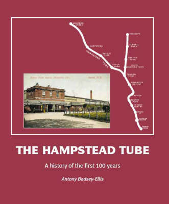 The Hampstead Tube by Antony Badsey-Ellis