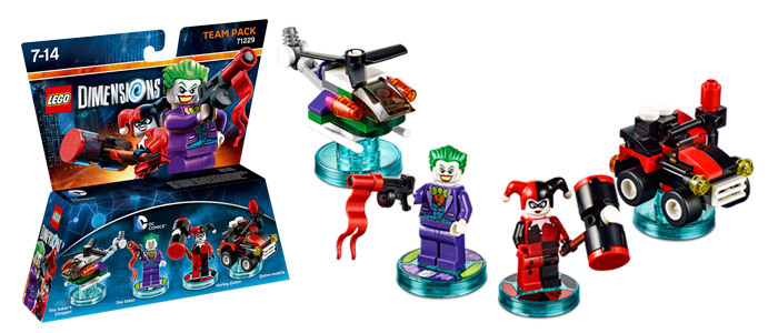 lego dimensions buy now at mighty ape nz. Black Bedroom Furniture Sets. Home Design Ideas