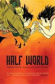 Half World by Hiromi Goto (Southern Tohoku Research Institute for Neuroscience, Southern Tohoku General Hospital, Fukushima-ken, Japan) image
