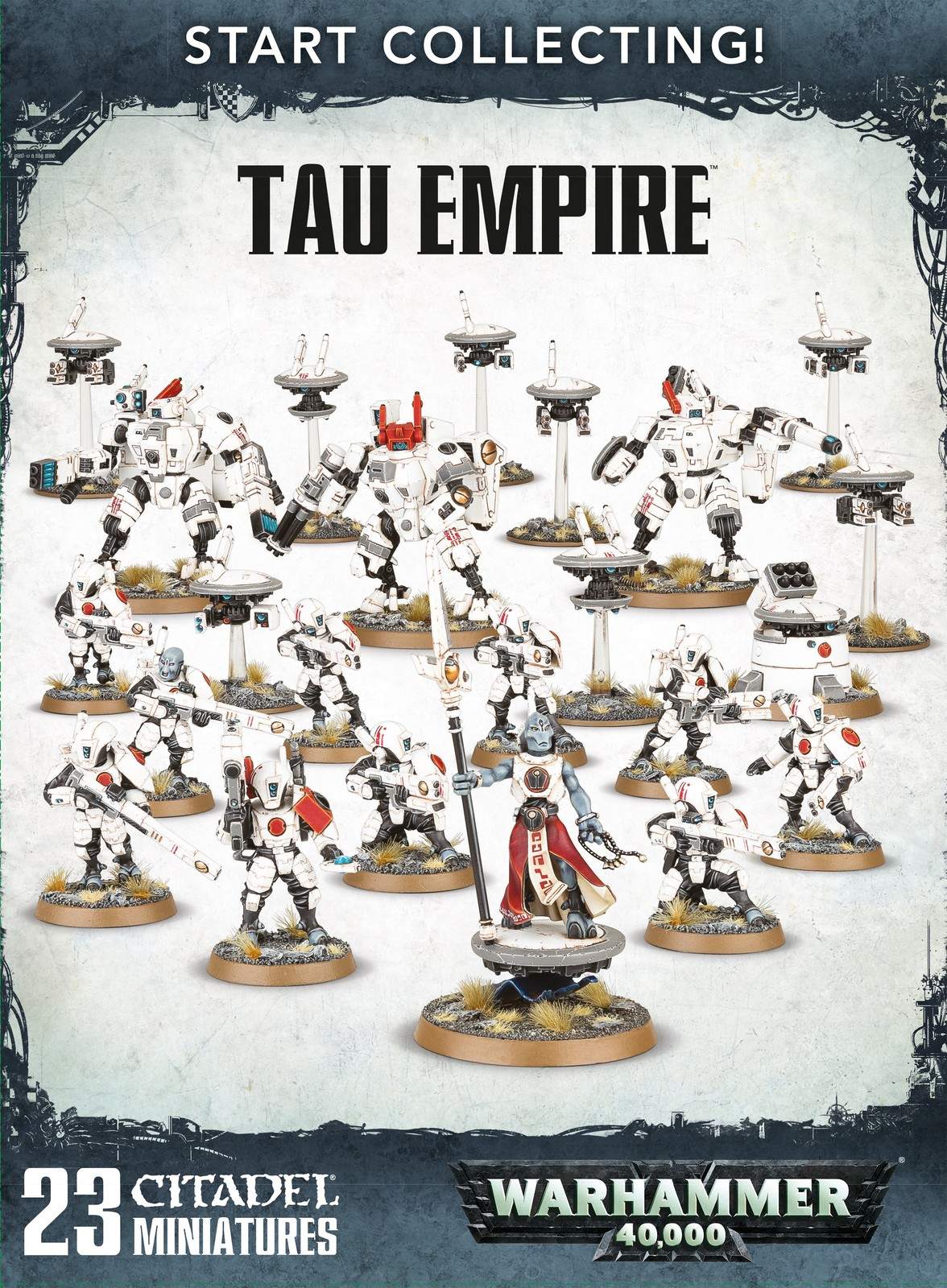 Start Collecting: Tau Empire image