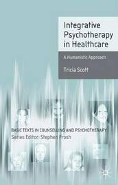 Integrative Psychotherapy in Healthcare by Tricia Scott image