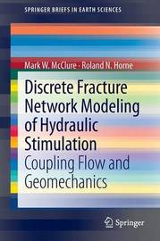 Discrete Fracture Network Modeling of Hydraulic Stimulation by Mark W. McClure