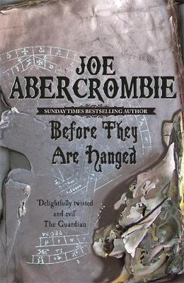 Before They are Hanged (First Law #2) by Joe Abercrombie image
