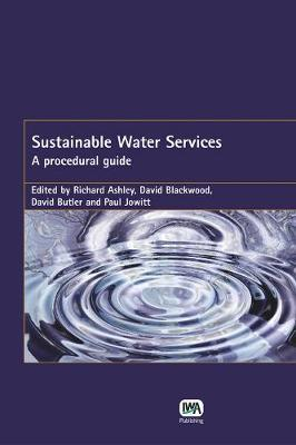 Sustainable Water Services by Richard M. Ashley image