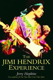 The Jimmy Hendrix Experience by Jerry Hopkins image