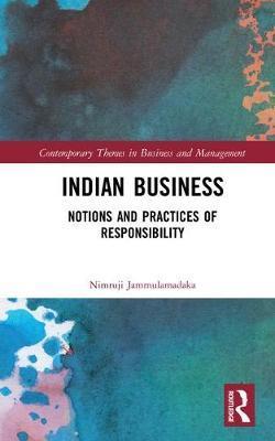 Indian Business by Nimruji Jammulamadaka image
