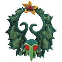 Cthulhu - Plush Christmas Wreath image