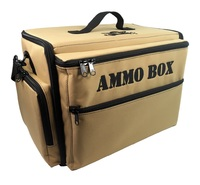Battle Foam: Ammo Box Bag - Standard Load Out for 15-20mm Models (Khaki)