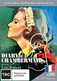 Diary of a Chambermaid on DVD