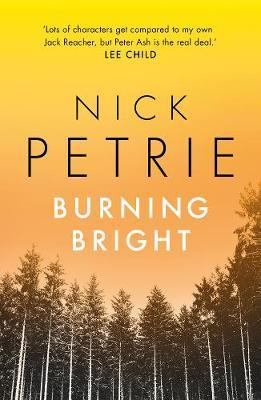 Burning Bright by Nick Petrie image