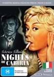 Nights of Cabiria on DVD