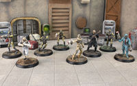 Fallout: Wasteland Warfare Institute Core Box image