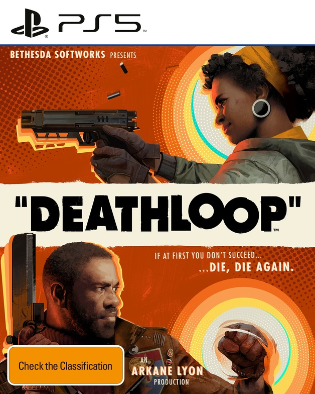 Deathloop for PS5