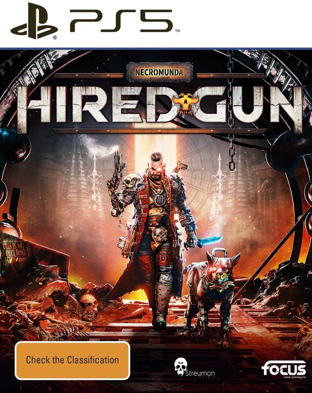 Necromunda: Hired Gun for PS5