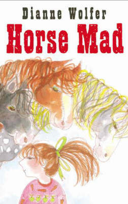 Horse-Mad by Wolfer Dianne image