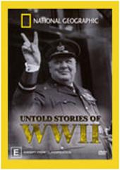 National Geographic - Untold Stories Of WWII on DVD