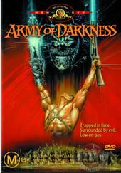 Army Of Darkness on DVD