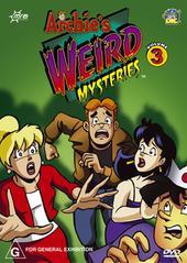 Archie's Weird Mysteries - Vol 3 on DVD