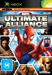 Marvel: Ultimate Alliance for Xbox image