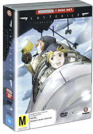 Last Exile Complete Collection (7 Disc Fatpack) on DVD
