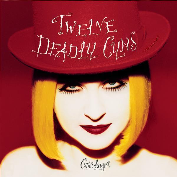 Cyndi Lauper - Twelve Dealdly Cyns on DVD
