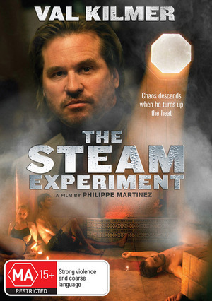 The Steam Experiment on DVD