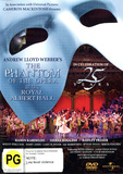 Phantom of the Opera 25th Anniversary Concert DVD