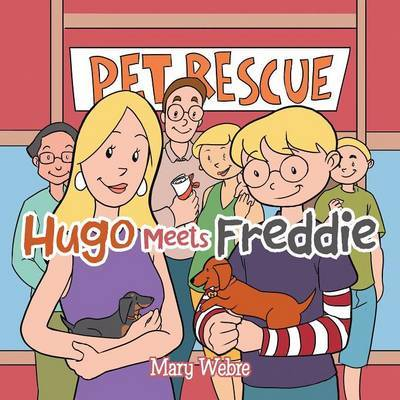 Hugo Meets Freddie by Mary Webre image