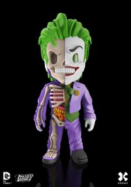 "DC Comics: Joker - XXRAY 4"" Vinyl Figure"