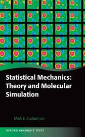 Statistical Mechanics: Theory and Molecular Simulation by Mark Tuckerman image