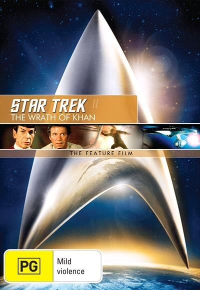 Star Trek II: The Wrath of Khan - The Feature Film on DVD image