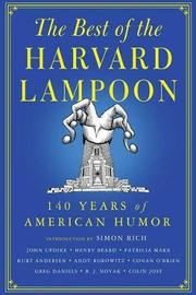 "The Best of the Harvard Lampoon by ""Harvard Lampoon"""