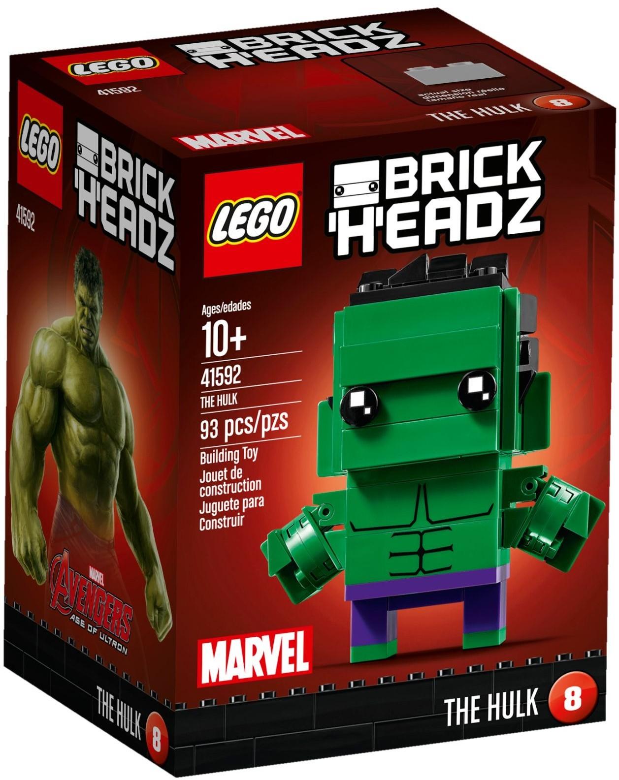 LEGO Brickheadz - The Hulk (41592) image