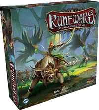 Runewars Miniatures Game: Latari Elves Army Expansion