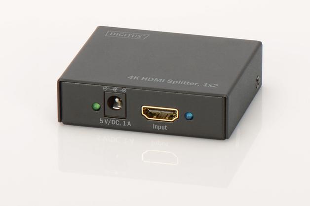 Digitus 4K HDMI 2-Way Powered Splitter