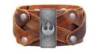 Star Wars Episode 8 Rebel PU Bracelet