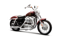 Maisto 1:18 Harley Davidson Diecast Model - Assorted